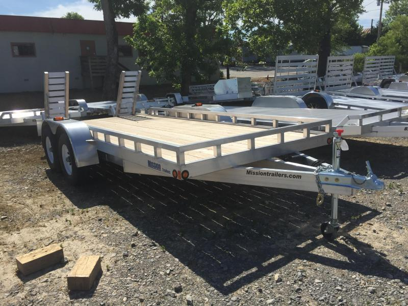 Special Reduced Price - 2015 Mission MPAT6.5X16 Equipment Trailers