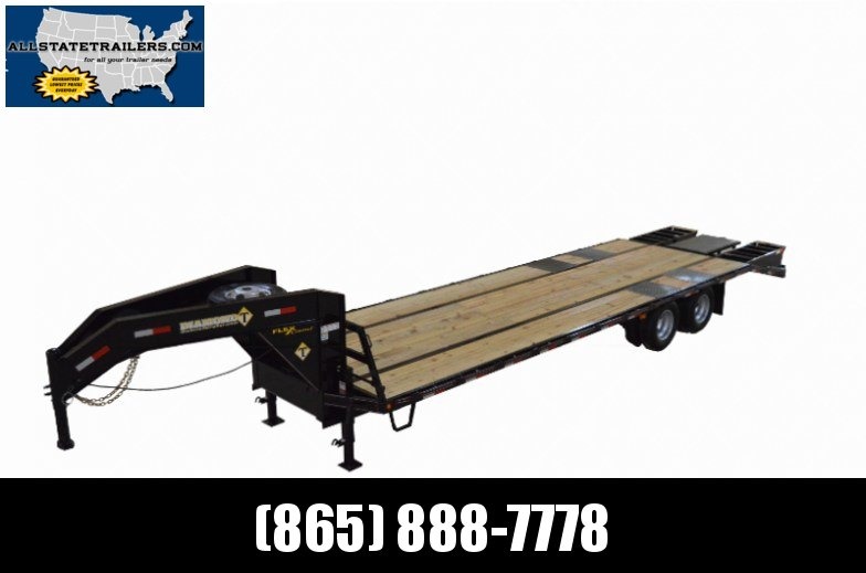 2017 Diamond T Trailers 10230DTF 8 x 30 10 Ton Flatbed Trailer