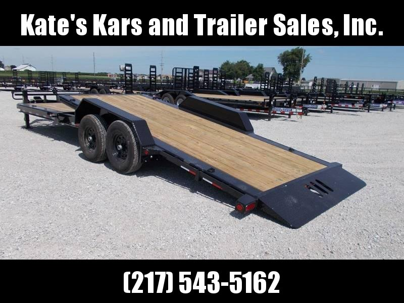 *NEW* Load Trail 83X24' Tilt Equipment Trailer 14K LB GVWR