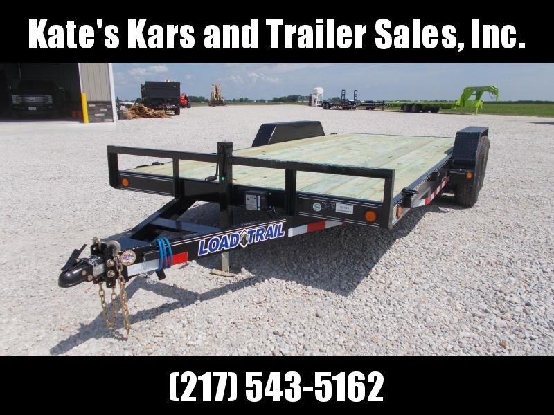 2019 Load Trail 83X18 9990GVWR Equipment Trailer