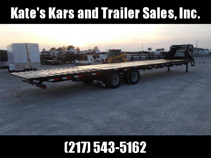 *NEW** 102X36' Load Trail GL0236102 Gooseneck Equipment Trailer Hotshot Flatbed