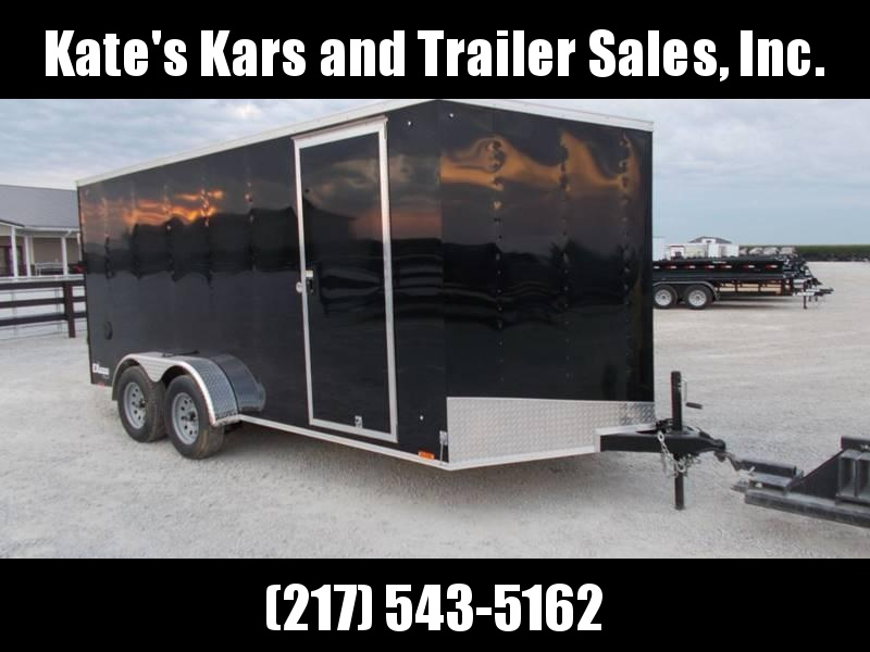 *NEW* Cargo Express 7X16' Extra Tall Enclosed Trailer