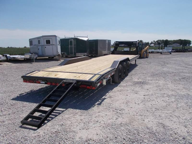 2020 Load Trail 102X34 21K Buggy Hauler Flatbed Trailer
