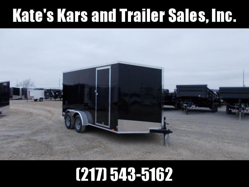 *NEW* Cargo Express Extra Tall 7X14' Enclosed Cargo Trailer