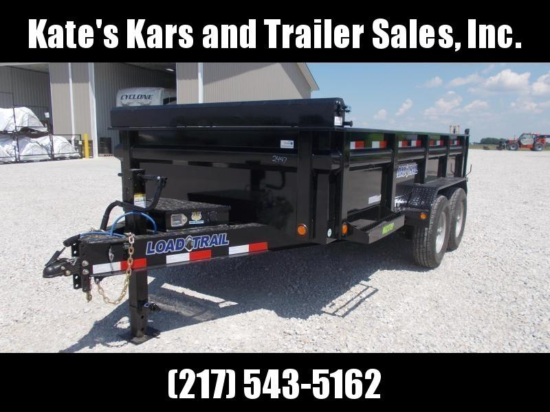2020 Load Trail NEW 83X14' 14K MAX Step Dump Trailer