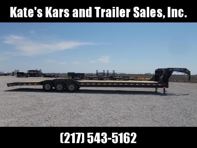 CALL US NOW!!! Load Trail 102x40' Gooseneck GC21 Flatbed 21K LB GVWR Trailer