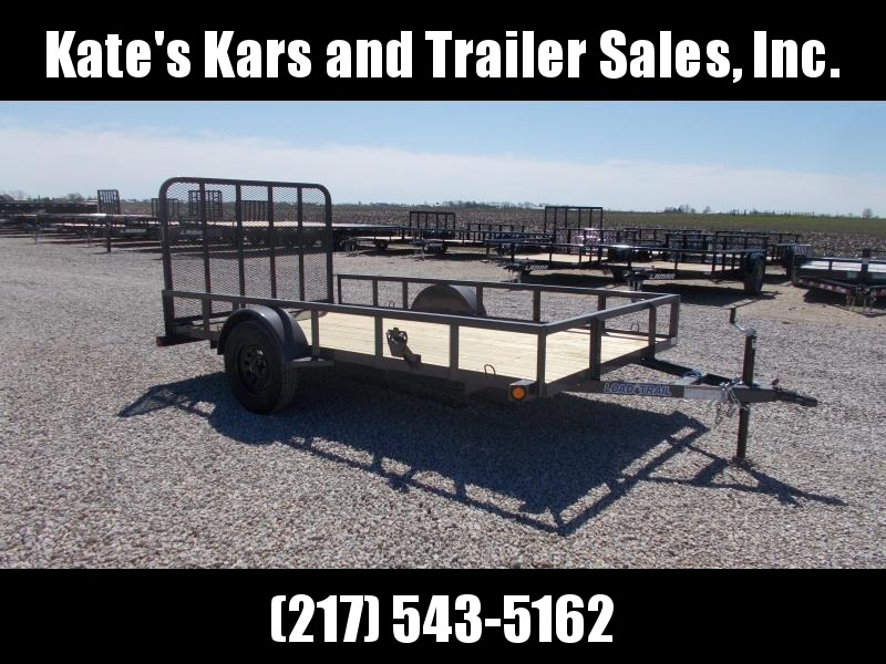 CHECK IT OUT Load Trail 77X12' TubeTop ATV UTV Utility Trailer