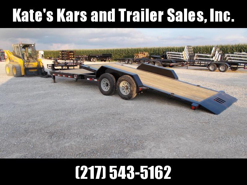 *NEW* Load Trail 83x24' Tiltbed Implement Equipment Trailer 14K LB