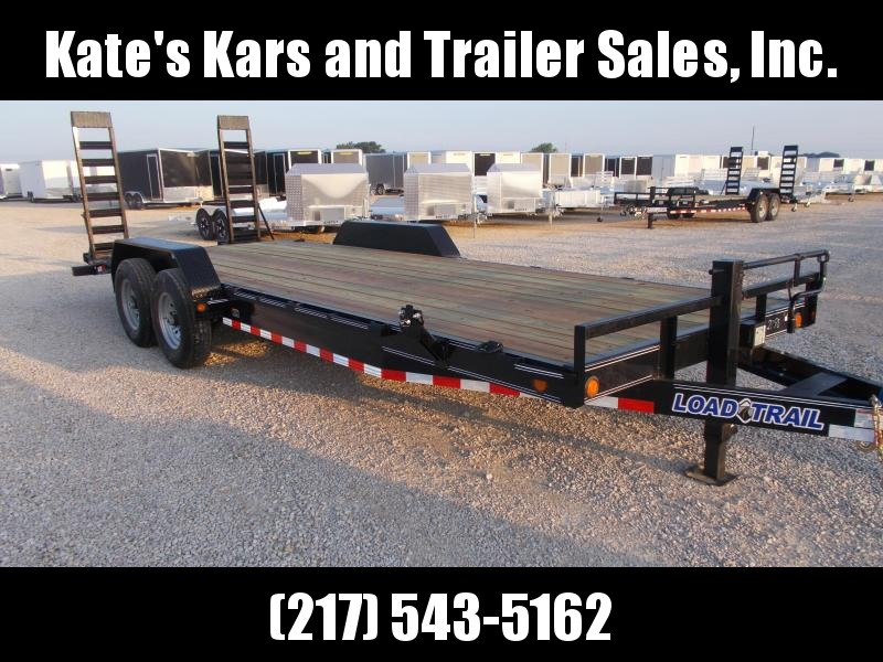 2019 Load Trail 83X22' Flatbed Trailer Equipment Trailer