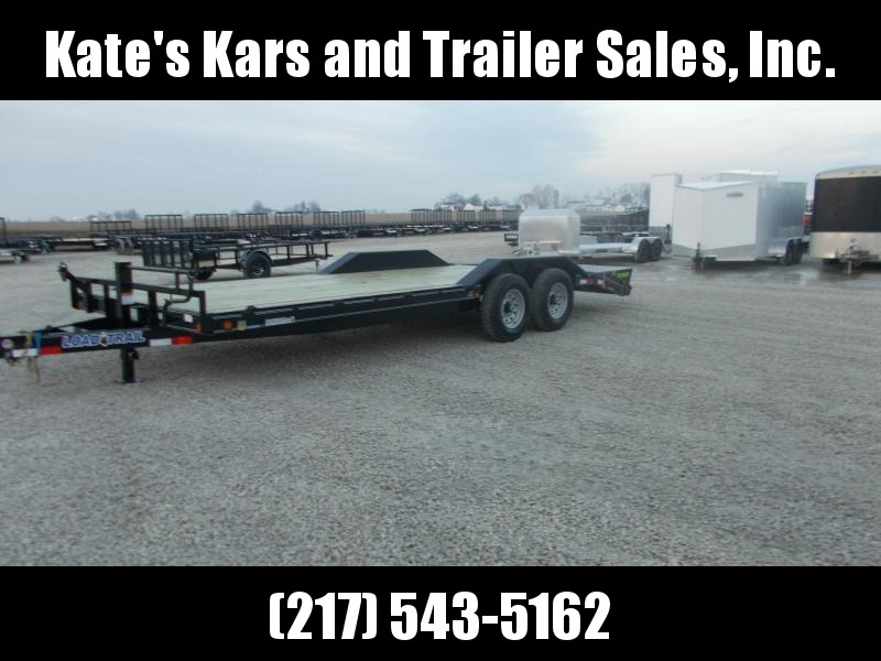 "*NEW* Load Trail 102""X22' Equipment Trailer 14K LB MAX RAMPS"