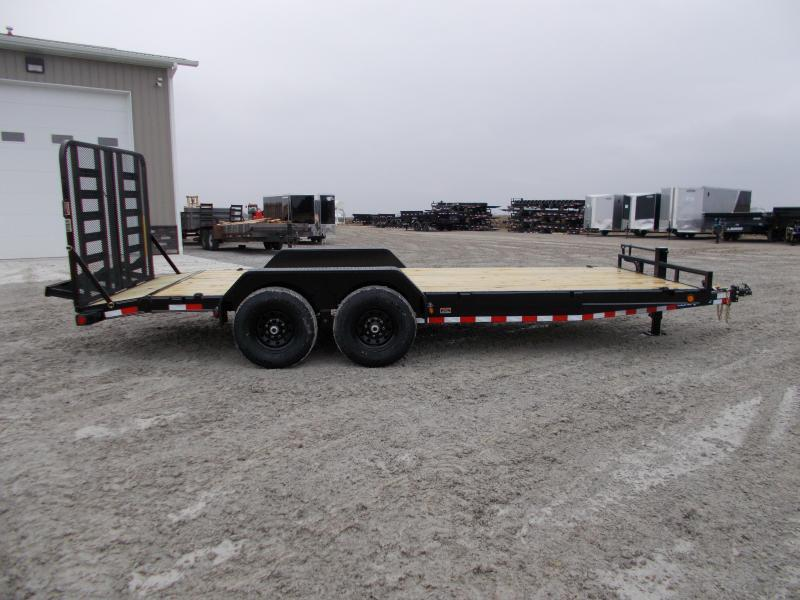 *NEW* Load Trail 83x20' Flatbed Equipment Trailer 14K LB