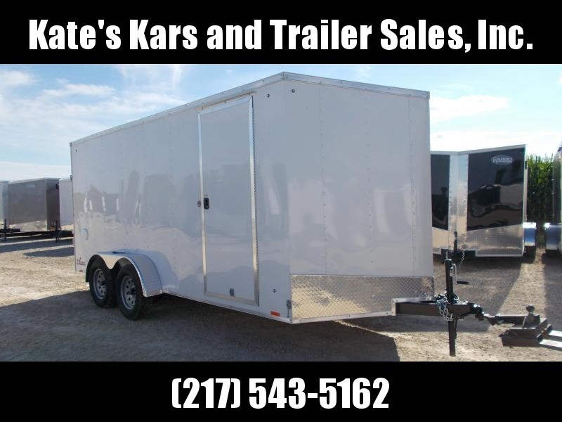 *NEW* Cargo Express 7X16' Trailer Enclosed EXTRA TALL