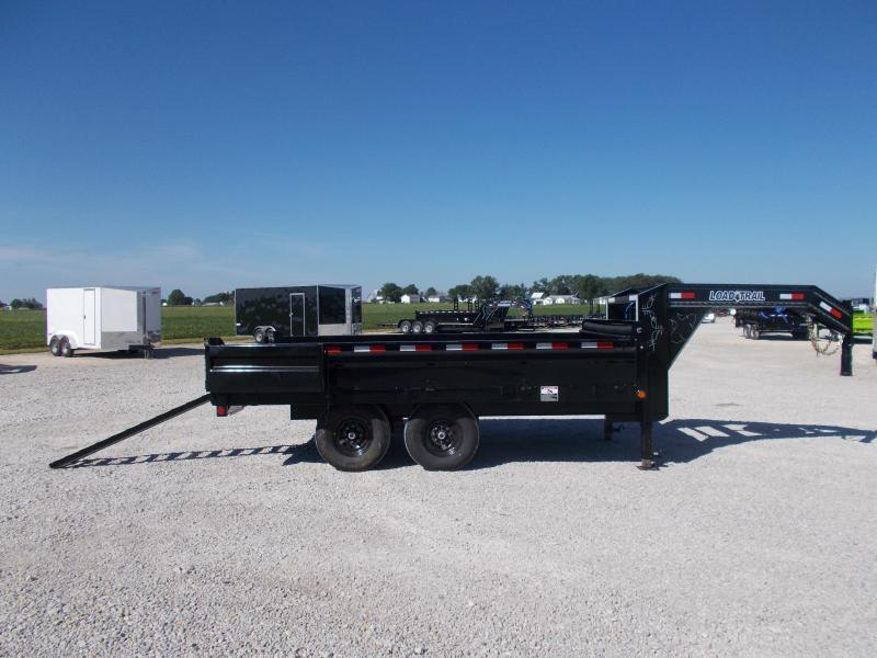 2019 Load Trail 96X14 Deck Over Gooseneck Dump Trailer