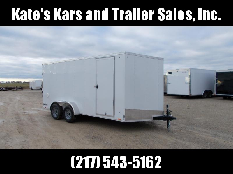 2019 Cargo Express 7X16' Enclosed Extra Height 6