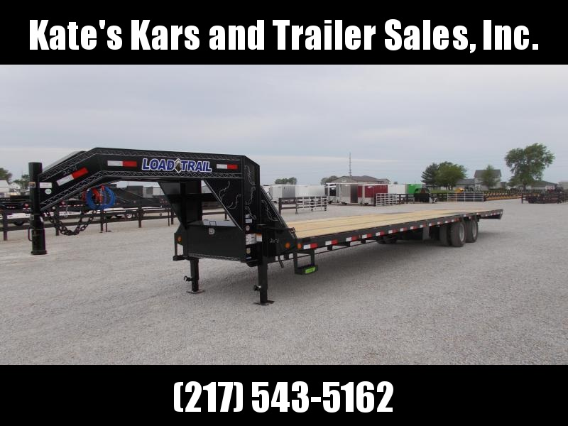 *NEW** Load Trail 40' Straight Deck Hotshot Flatbed Gooseneck Trailer for sale