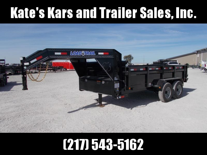 *NEW* Load Trail 83X14' Gooseneck Dump Trailer 14K LB