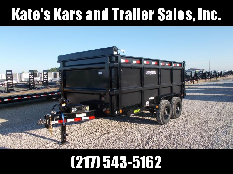 "2020 Load Trail 48"" Sided 83X14' Dump Dump Trailer"