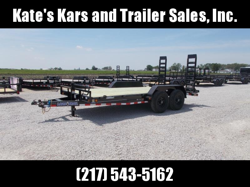 "*NEW* Load Trail 83""X16' Flatbed Equipment Trailer 14K LB"