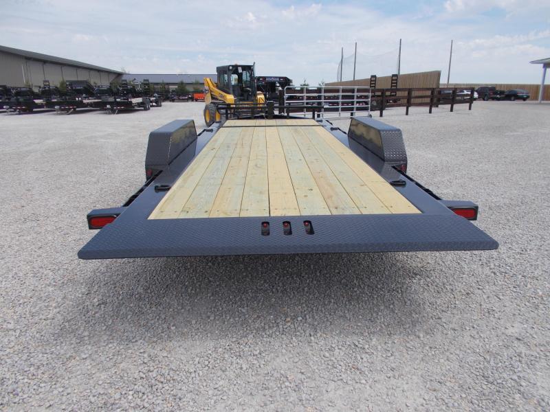 *NEW* Load Trail 83x20' Tilt Trailer 14K LB Flatbed TH14 Tilts