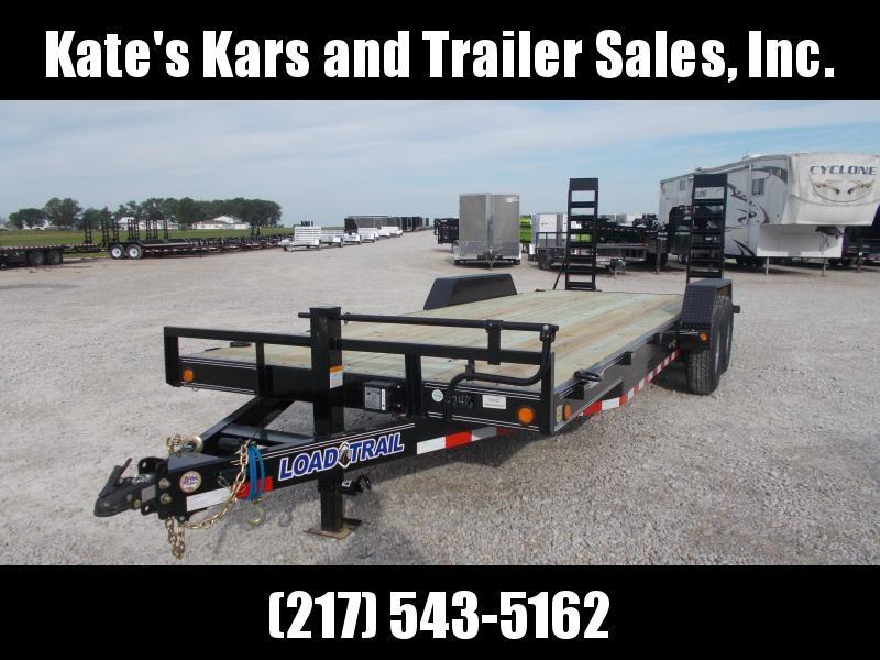 *NEW* Load Trail 83X22' Equipment Trailer 14K LB Flatbed Trailer