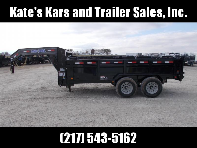 *NEW* Load Trail 83X14' Gooseneck Dump Trailer