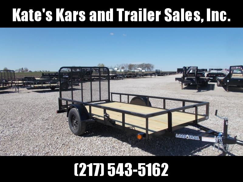 TUBE TOP RAIL Load Trail 77X12' ATV UTV Trailers Utility