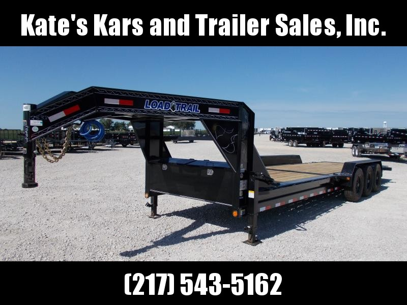 2019 Load Trail 83X26 21K Triple Axle Tiltbed Equipment Trailer