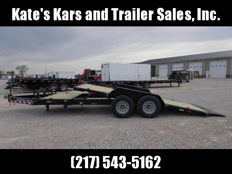 *NEW* Load Trail 83x20' Tilt Trailer 14K LB Flatbed Trailer