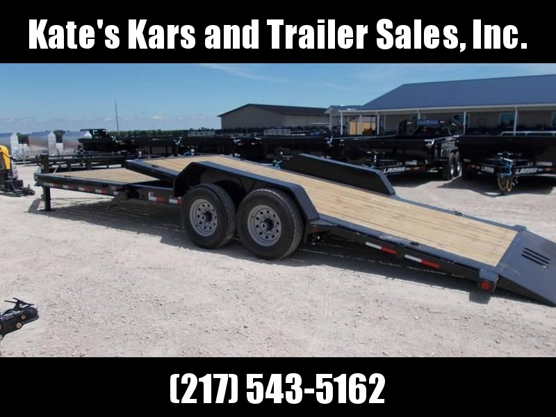 *NEW* Load Trail 24' Tiltbed Equipment Trailer 14K LB