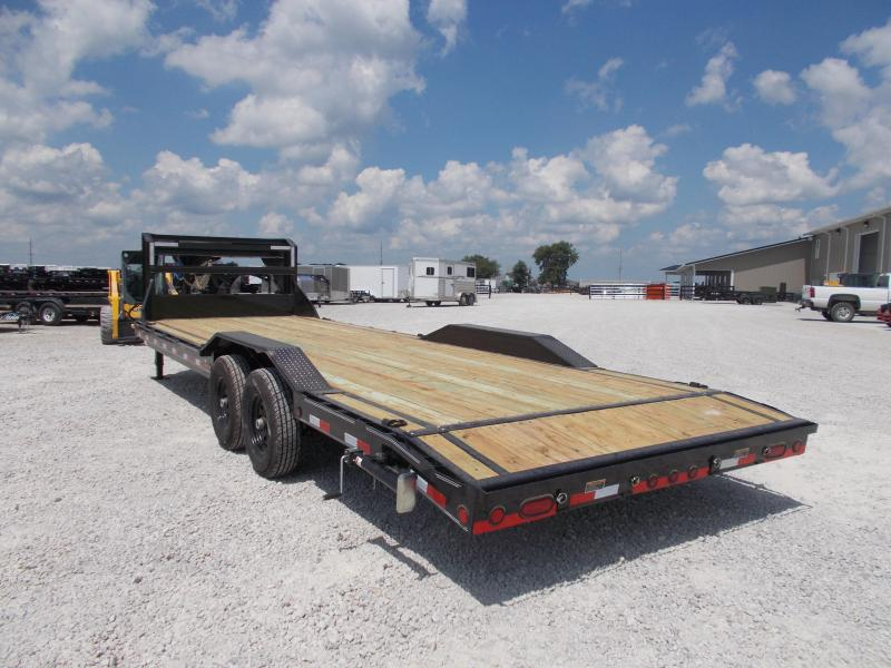 BUGGY HAULER Load Trail 102X26 Car Hauler 14K Flatbed Trailer