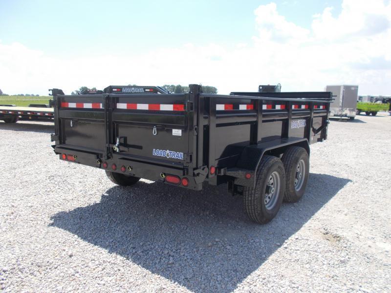 2019 Load Trail NEWW 83X14 14K MAX Step Dump Trailer