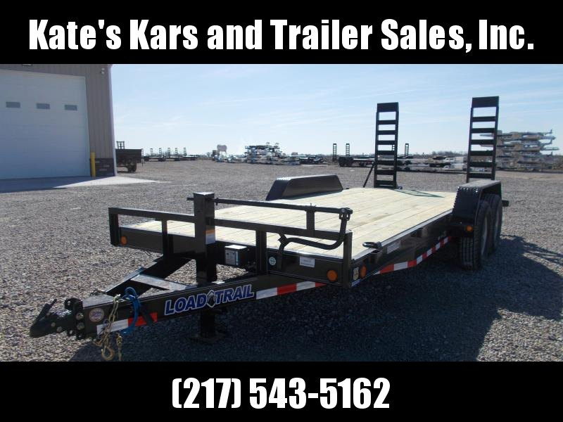 *NEW* Load Trail 83X18' Bobcat Hauler Equipment Trailer 14000 LB GVWR