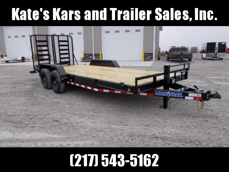 *NEW* Load Trail 20' Bobcat hauler Trailer 14K LB GVWR