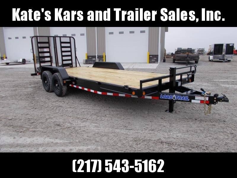 *NEW* Load Trail 83x20' Flatbed 14K LB Equipment Trailer