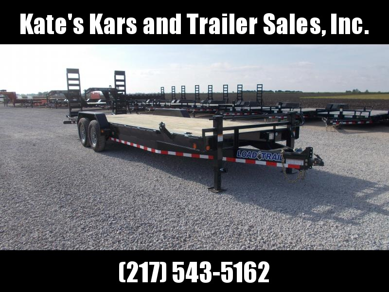 *NEW** Load Trail 83X24' 14K GVWR Equipment Trailer