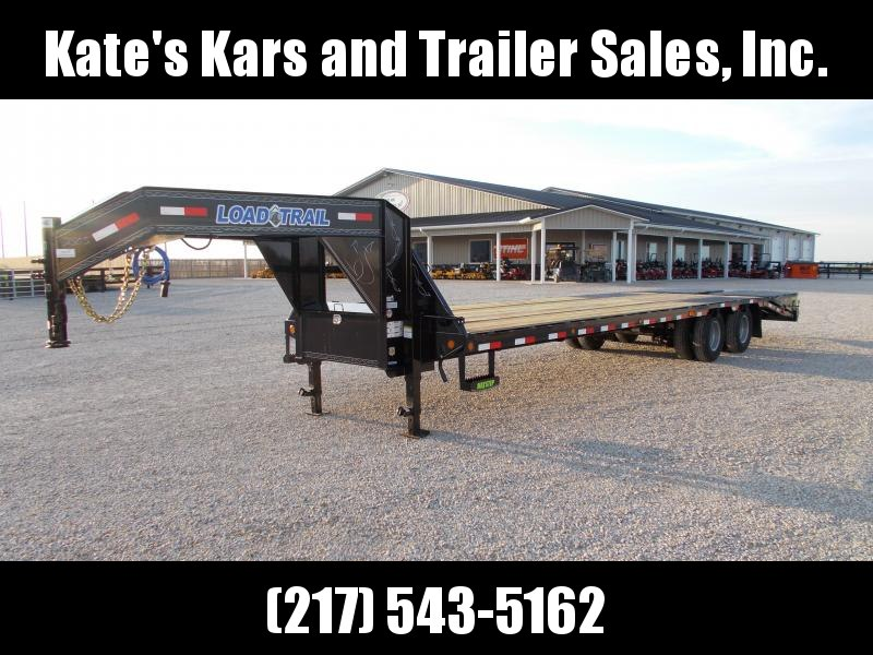 *NEW* Load Trail MAX RAMPS 22K Gooseneck 102X32' Flatbed Trailer