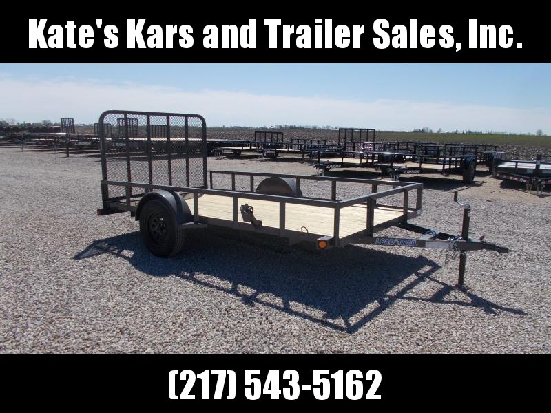 WELL BUILT!! Load Trail 77X12' TubeTop ATV UTV Trailers Utility Trailer