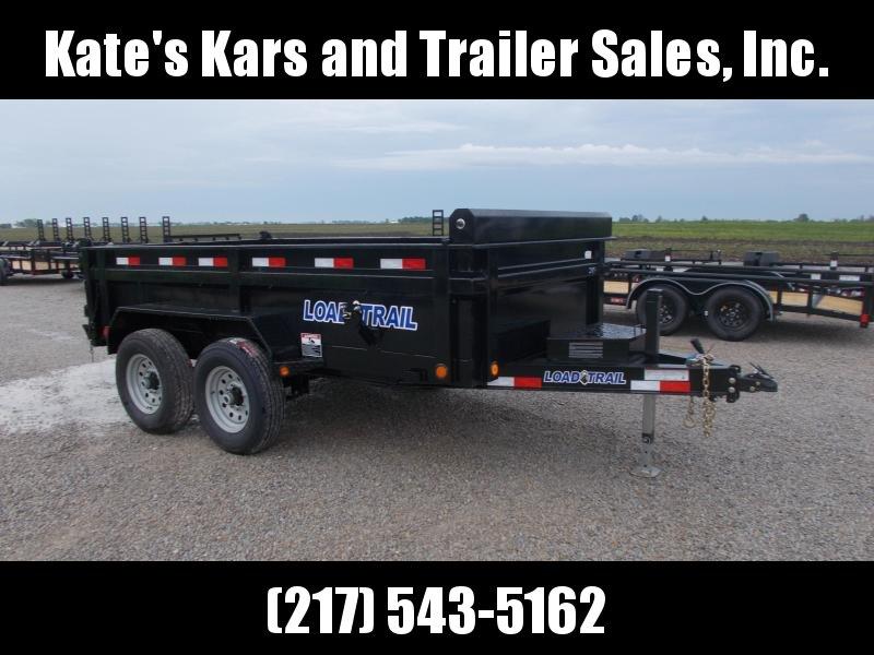 *NEW* 6'X12'  Load Trail DT7212072 Dump Trailer 14K LB GVWR