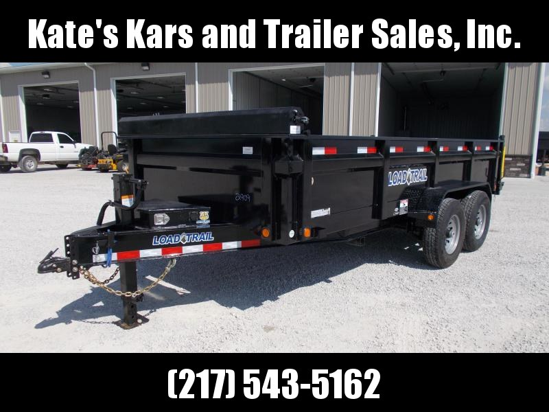 2020 Load Trail DT14 83 x 16 Dump Trailer