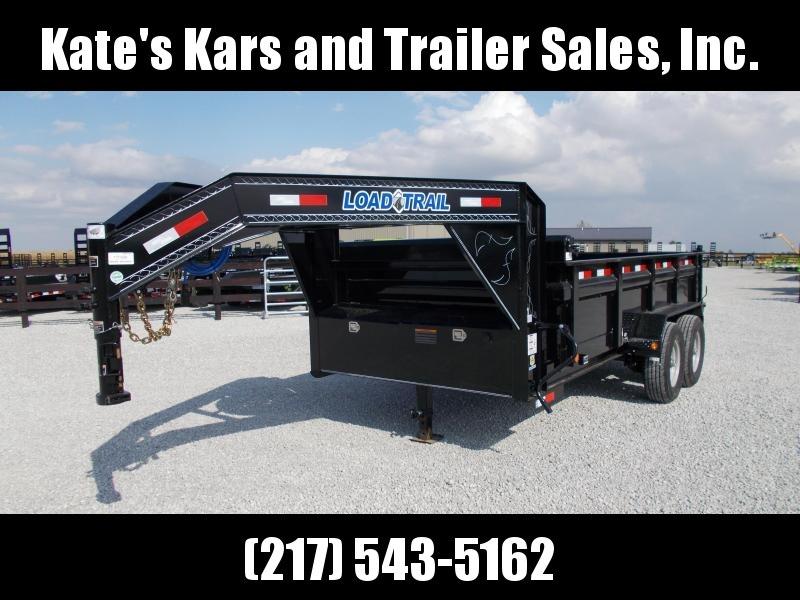 *NEW* Load Trail 83X14' Gooseneck Dump Box Trailer