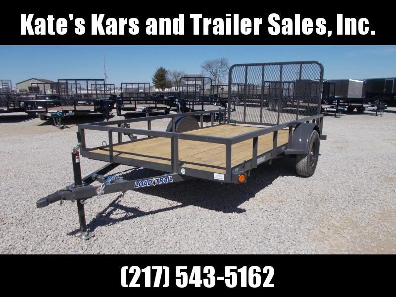 *NEW** Load Trail 77X12' TubeTop ATV UTV Utility Trailer