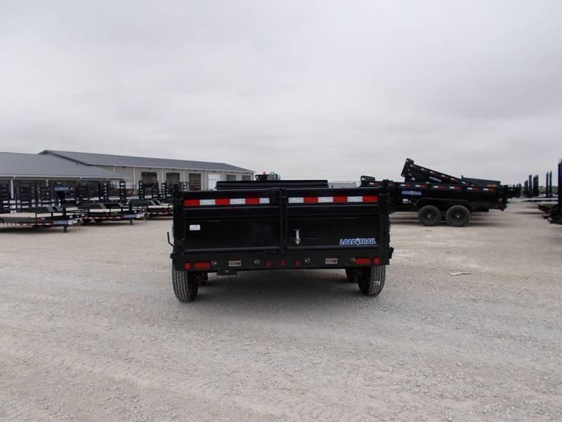 *NEW* Load Trail 14' Dump Trailer 14K LB