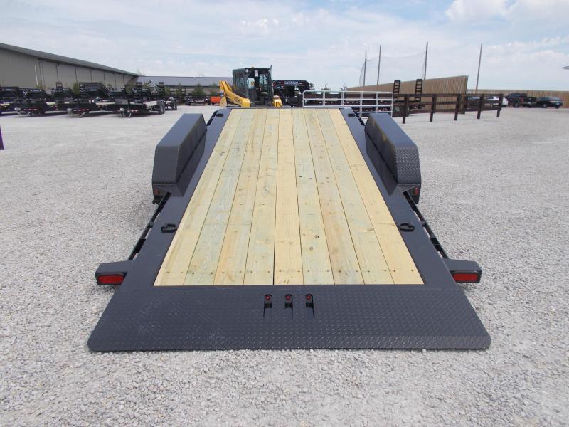 *NEW* Load Trail 20'  I BEAM FRAME tilt trailer 14000 LB GVWR