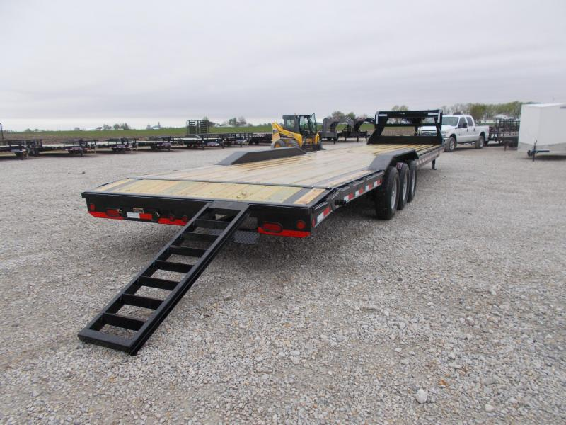 WHY BUY USED ??? Load Trail 102x40' Gooseneck GC21 Flatbed Trailer