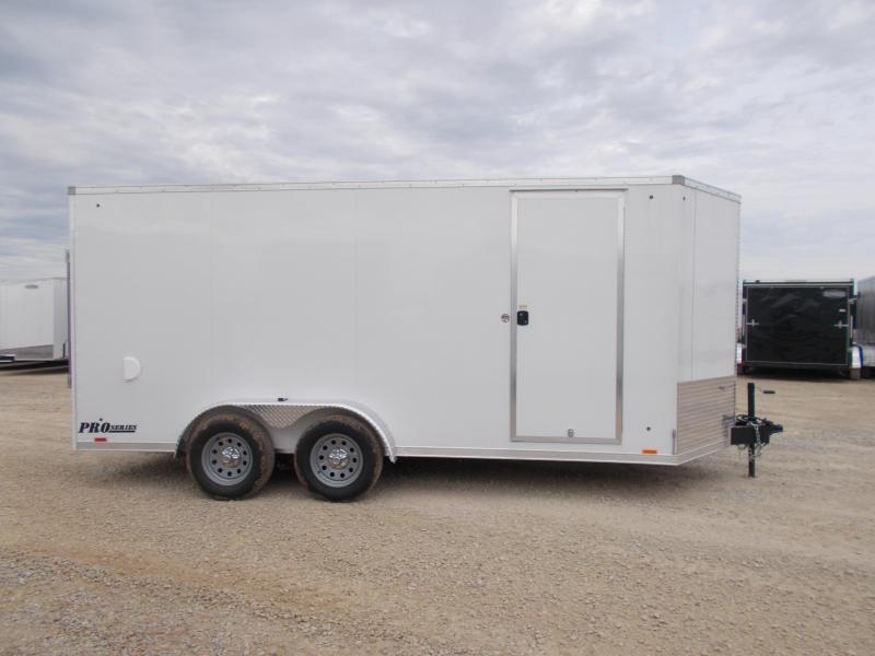 Cargo Express EXTRA TALL 7X16' Enclosed Cargo Trailer PRO