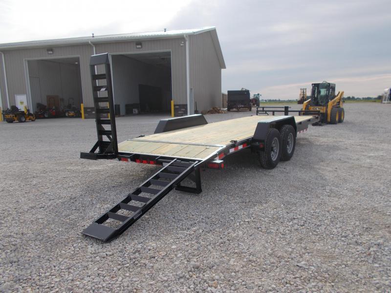 *NEW* Load Trail 83X22' Equipment Trailer 14K LB Flatbed Trailer
