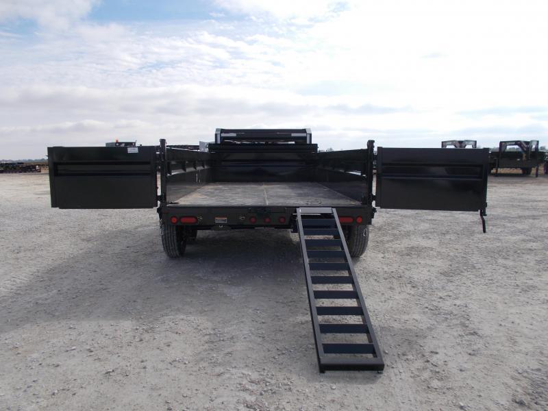 &NEW& Load Trail 14' Gooseneck Dump Trailer