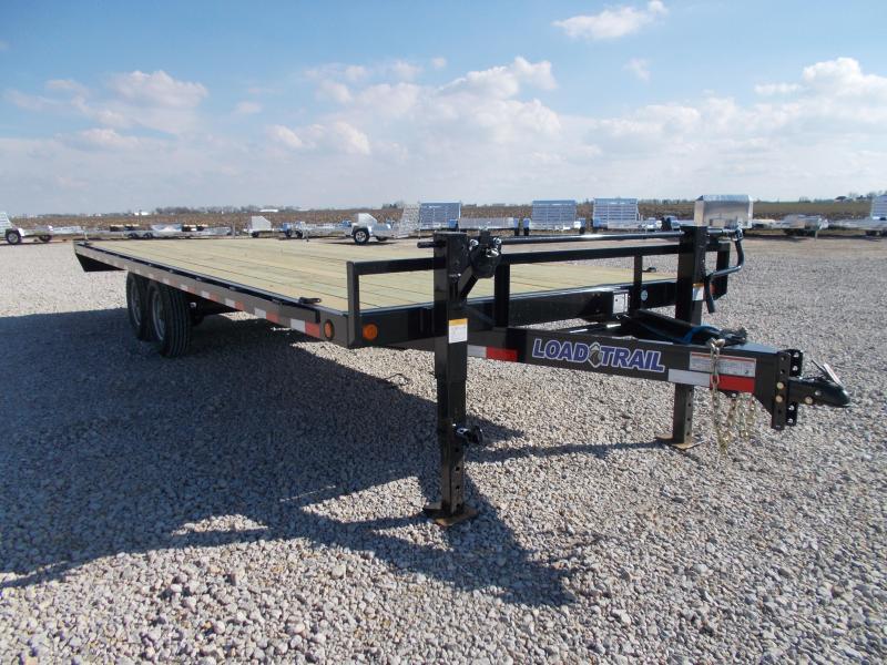 *NEW* Load Trail 102X24' Deckover Flatbed 14K LB