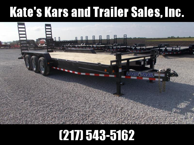 HUGE SELECTION!!! Load Trail 21000 LB 83X24' Equipment Flatbed Trailer for sale