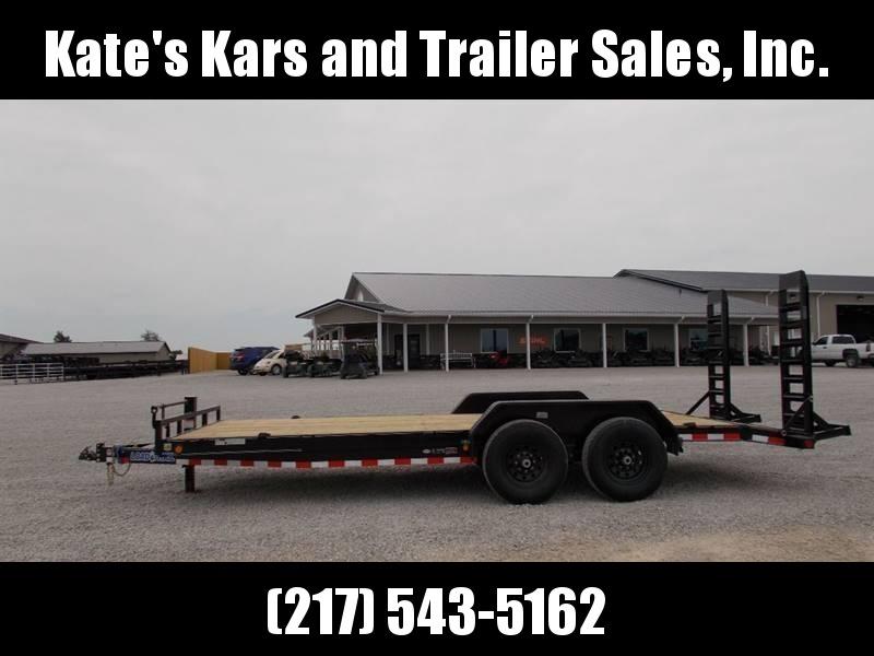 *NEW* Load Trail 83X20'  Equipment Trailer 14000 LB GVWR Flatbed